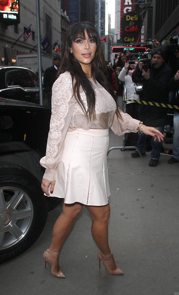 Fugs and Fines: Katching Up With Kim Kardashian's Maternity Wear …