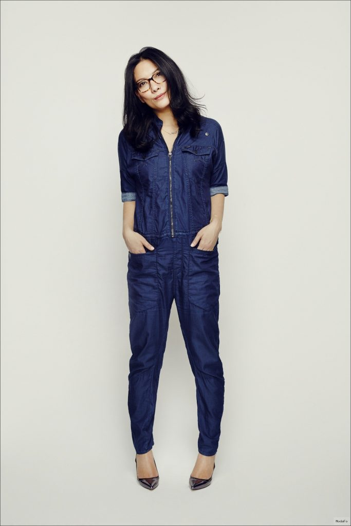 Jeans Jumpsuit | Coat Pant
