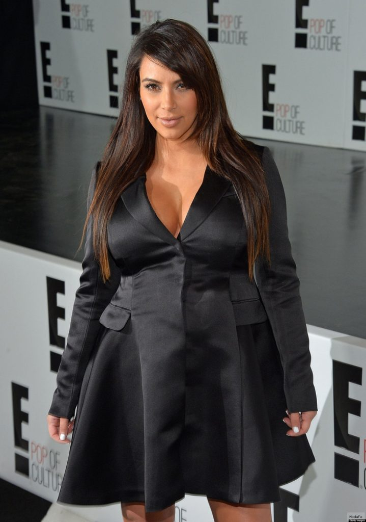Kim Kardashian: 'Childbirth Is Inevitable, I'm Really Not Worried …