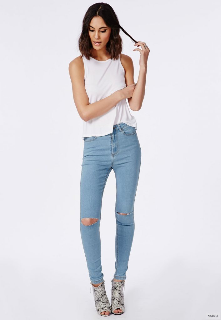 Ripped Jeans, Distressed Jeans for Women – Missguided