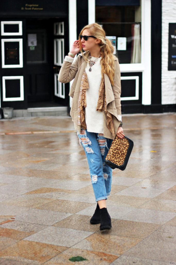 Ripped Jeans for Fall/Winter – So Casual, But Sexy
