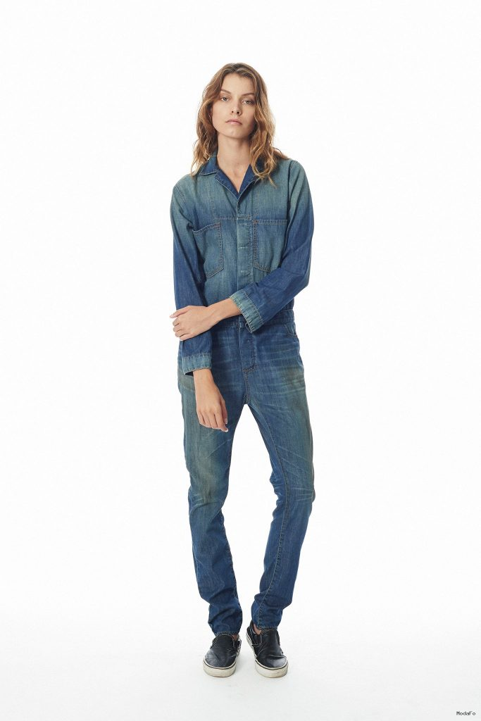 Spring-Summer 2015 Denim Trends For Women