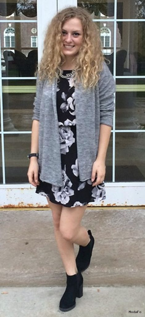 Looks on Campus: Anastasia – DePauw University – College Fashion