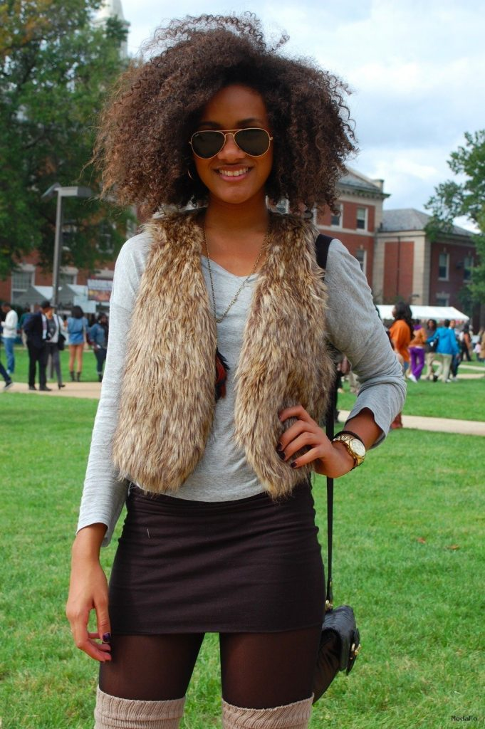 StyleBlazer Street Fashion Shots: The Howard University Homecoming …
