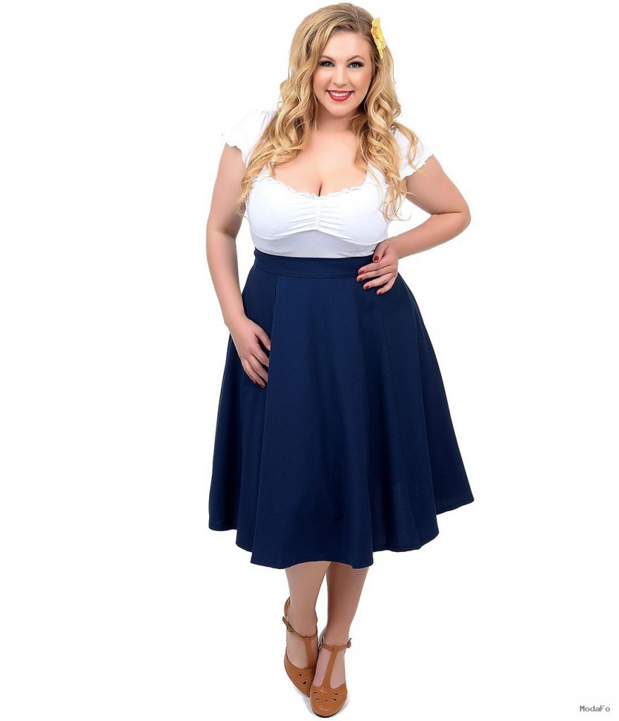 12 Plus Size Skirts To Wear To All Your Holiday Parties