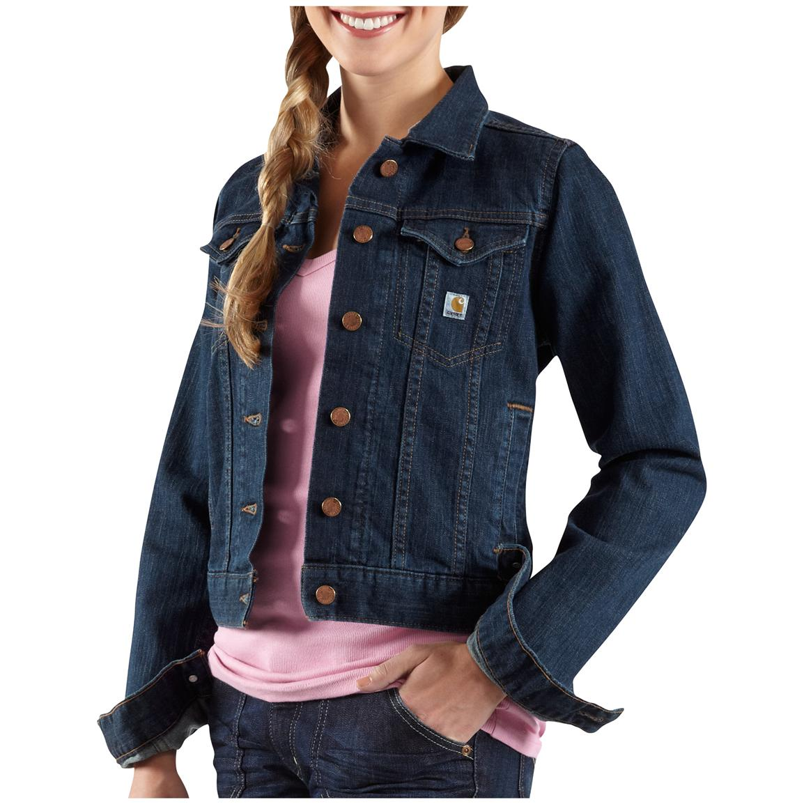 2016 Kot Ceket Modelleri ve Kombinleri Denim-Jacket-Women-Models