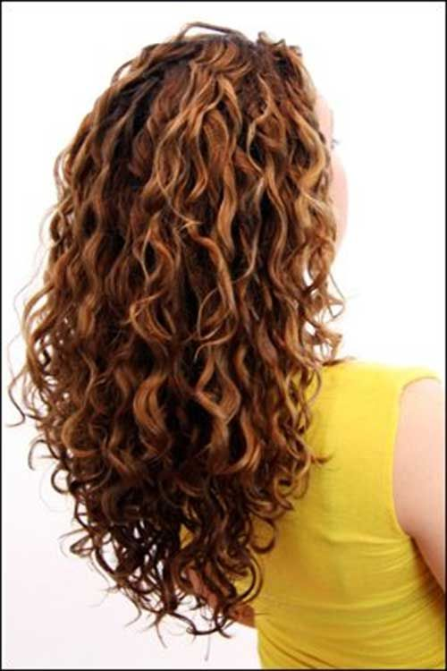50 Amazing Layered Hairstyles For Curly Hair  STYLECRAZE