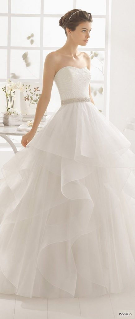 Aire Barcelona Wedding Dresses 2016 Collection |