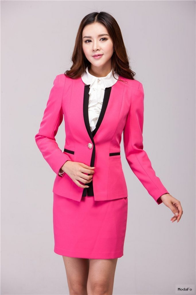 Aliexpress.com : Buy New Arrival 2015 Women Suits with Skirt and …