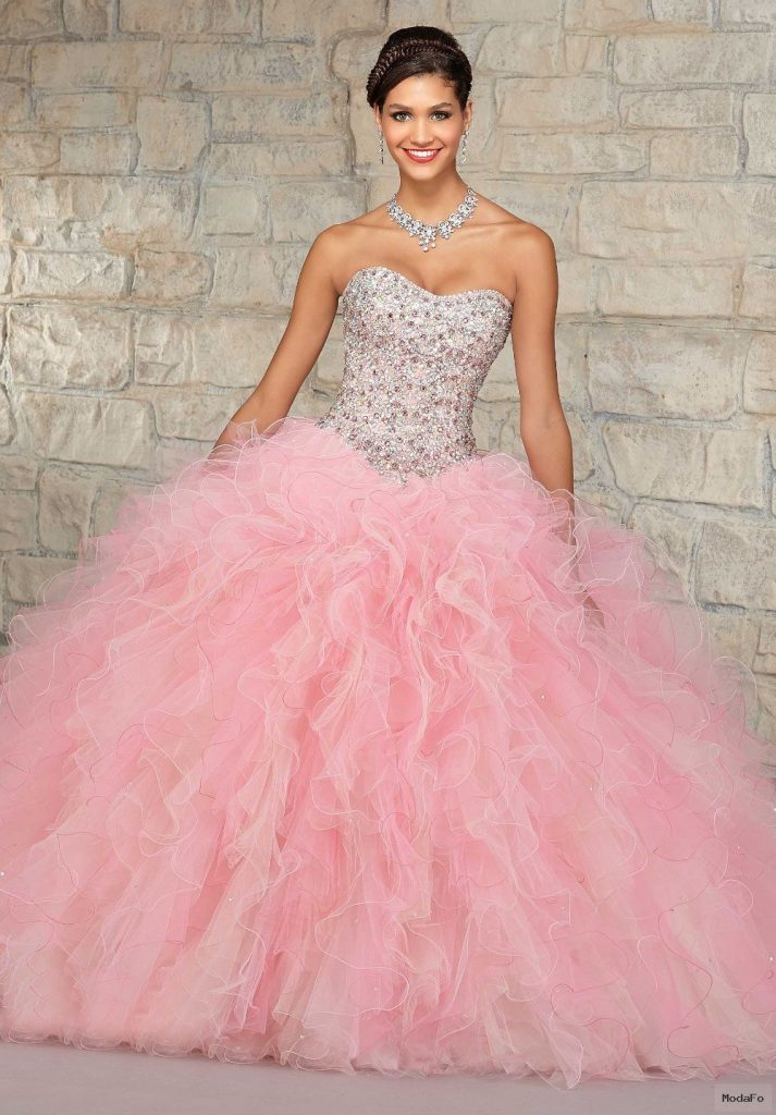 Compare Prices on Pink Puffy Quinceanera Dresses- Online Shopping …