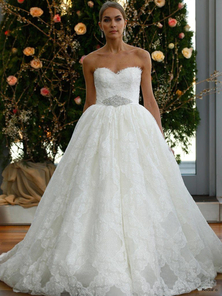 Isabelle Armstrong's Spring 2016 Wedding Dresses Are Timeless