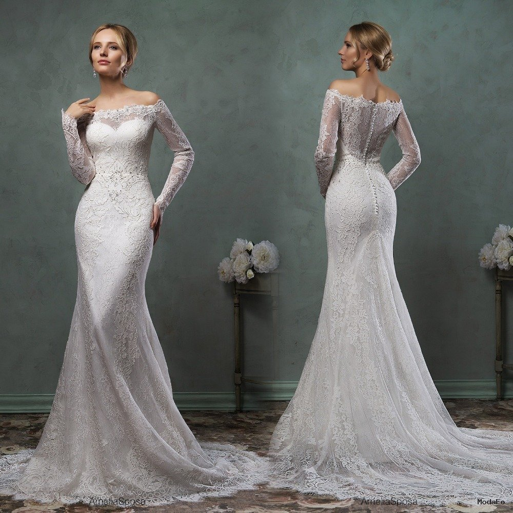 compare prices on wedding dress boat neck online shopping buy low buy