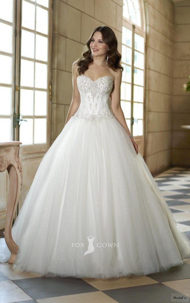 London Trends, Events and Things to Do – Strapless Wedding Dresses