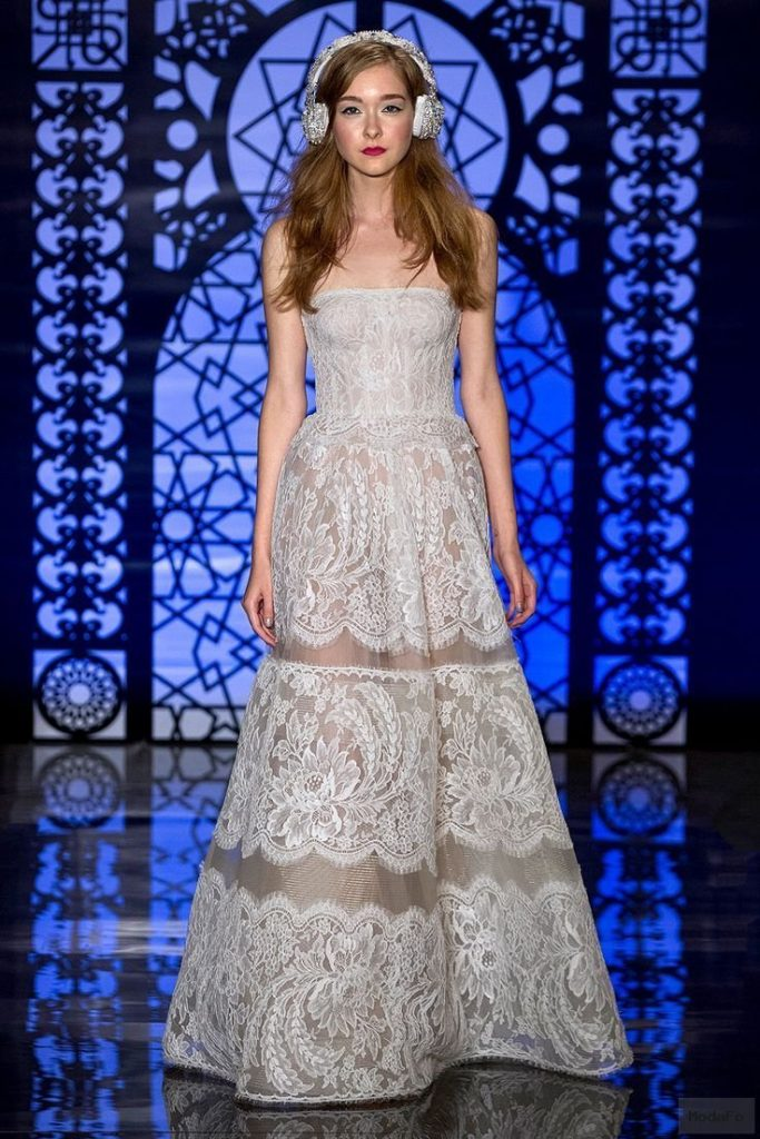 Six New Bridal Trends   The Menu, Trends and New York Times