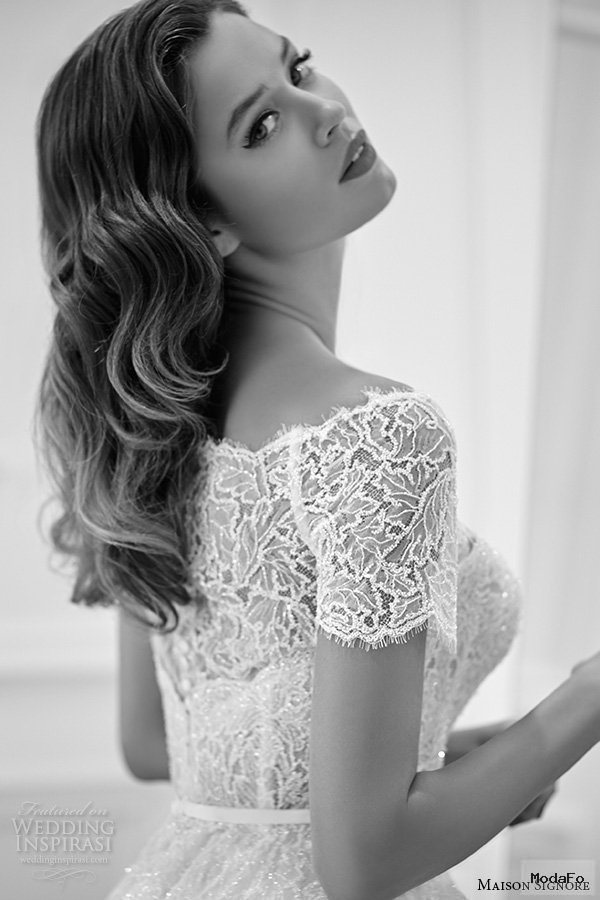Wedding Dresses from Maison Signore Excellence 2016 Bridal …
