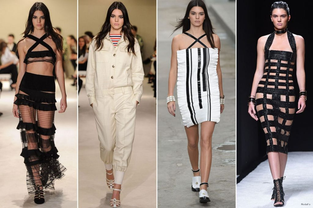 Kendall Jenner is about to eclipse big sister Kim Kardashian: So ...
