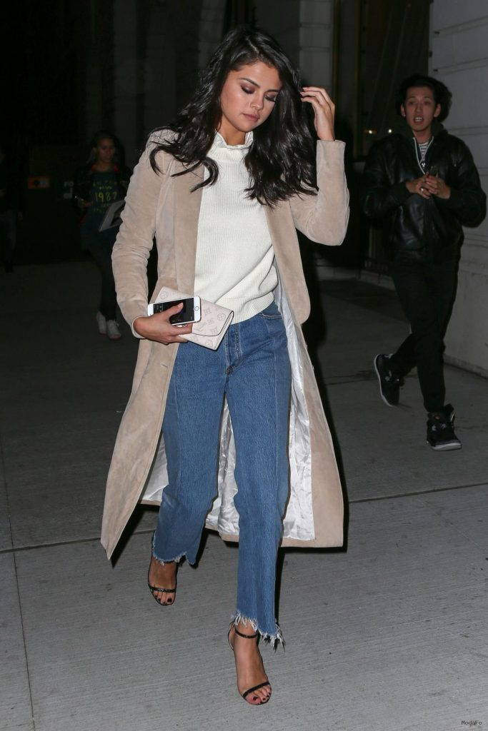 Selena Gomez Night Out Style – at Nobu restaurant in New York City …