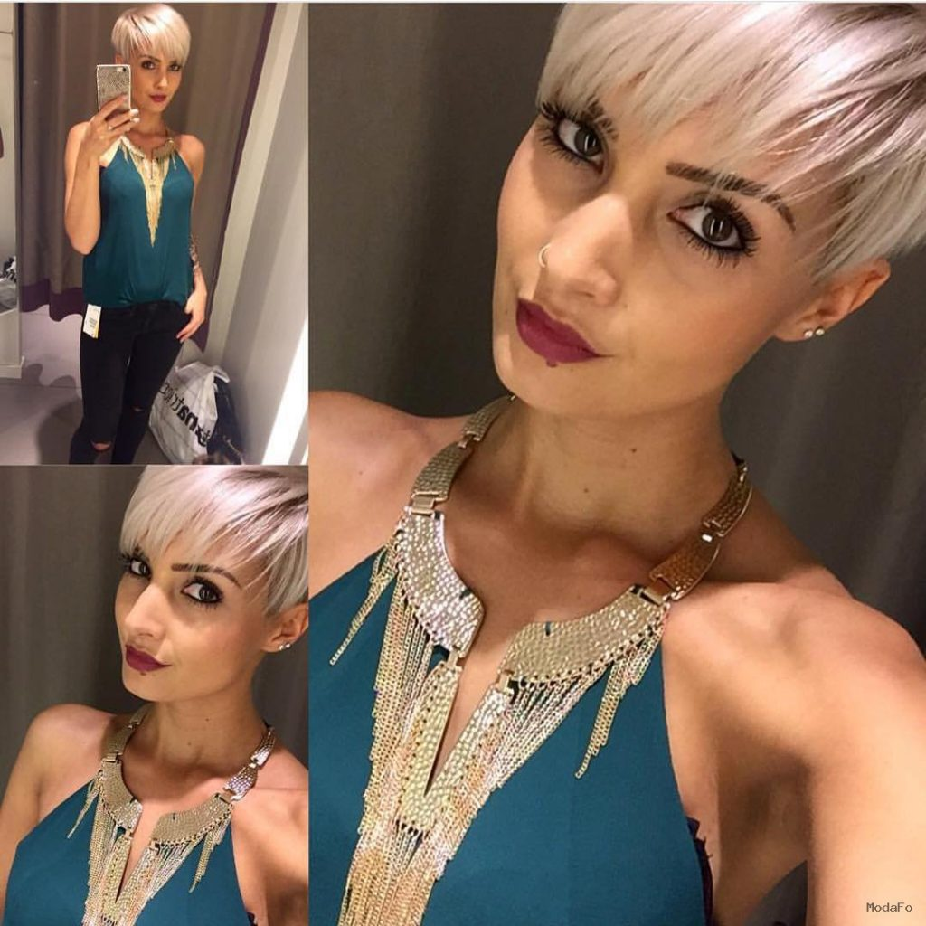 12 Newest Hairstyles 2016 for Short hair – Zesty Mag