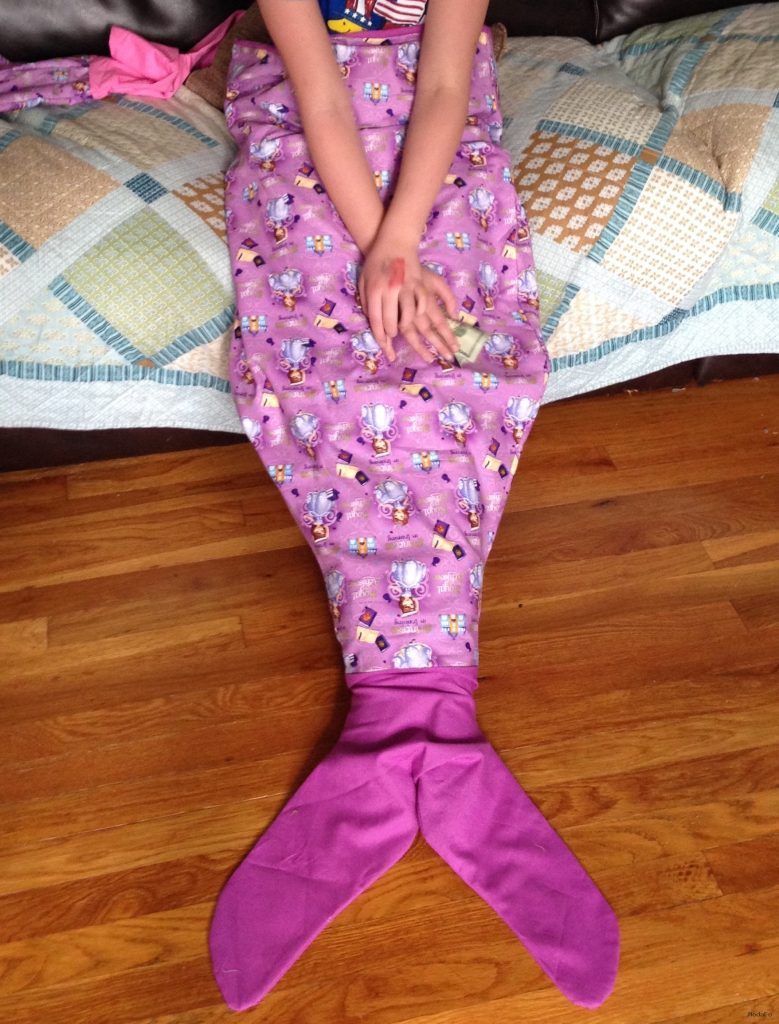 All little girls need a mermaid tail! | The Chirpy Hen