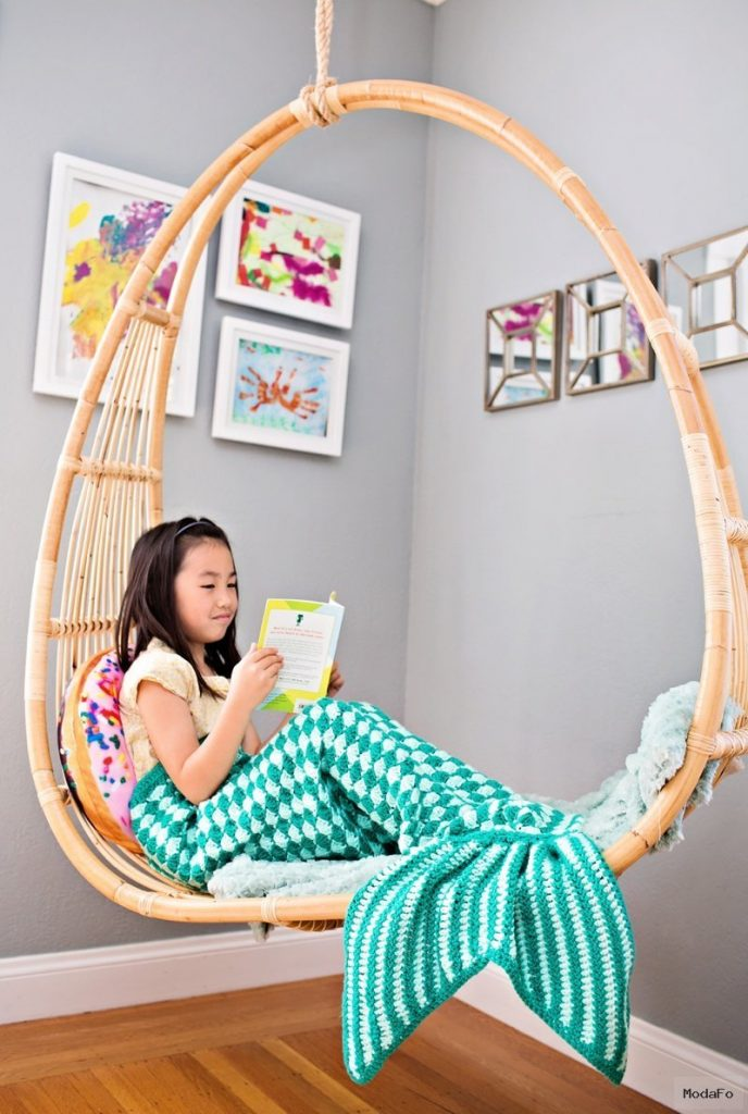 hello, Wonderful – HANDMADE CROCHET MERMAID TAIL BLANKETS FOR KIDS …
