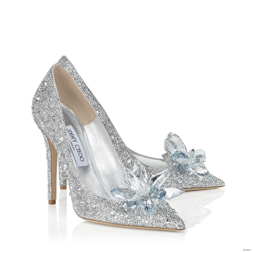 Jimmy Choo Cinderella Slippers