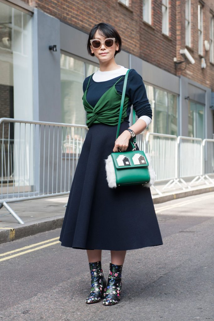 London Street Style – Designers Outfits Collection