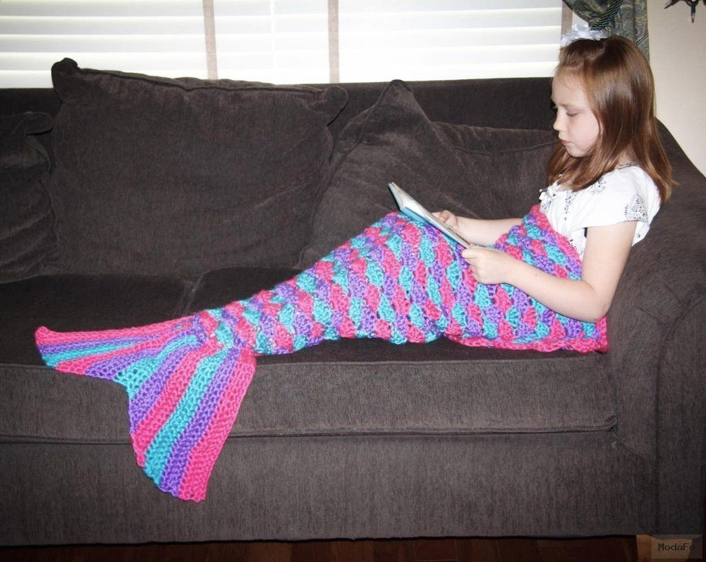 Mermaid Tail Blankets for Adults and Teens – MermaidBlanket.com