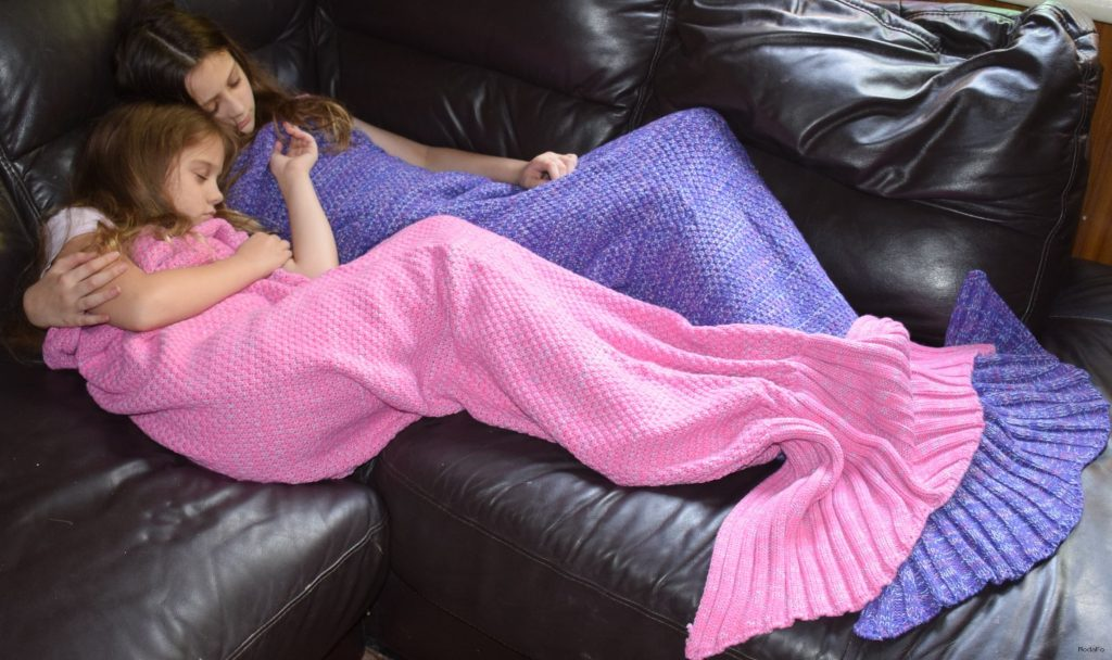 Mermaid Tail Blankets Giveaway! – Let's go Mum family travel …
