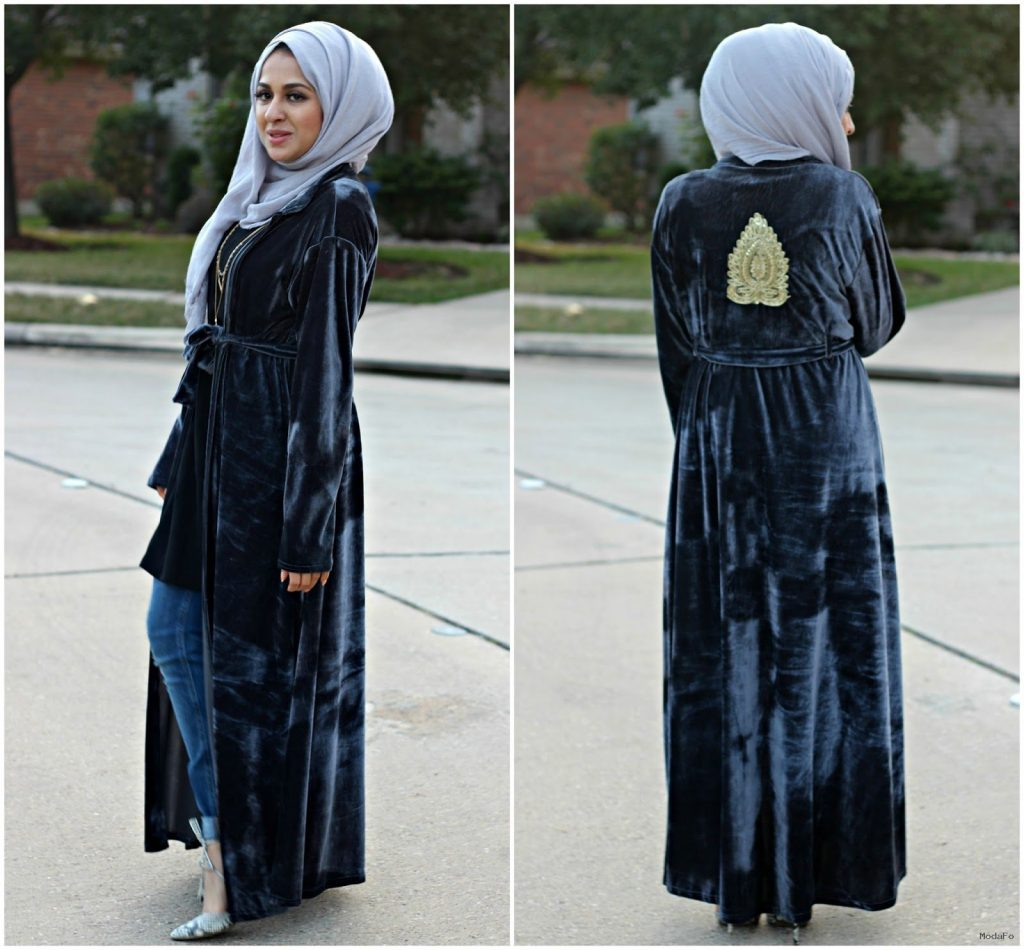 Sincerely Maryam: Velvet in Jilbabs R Us!