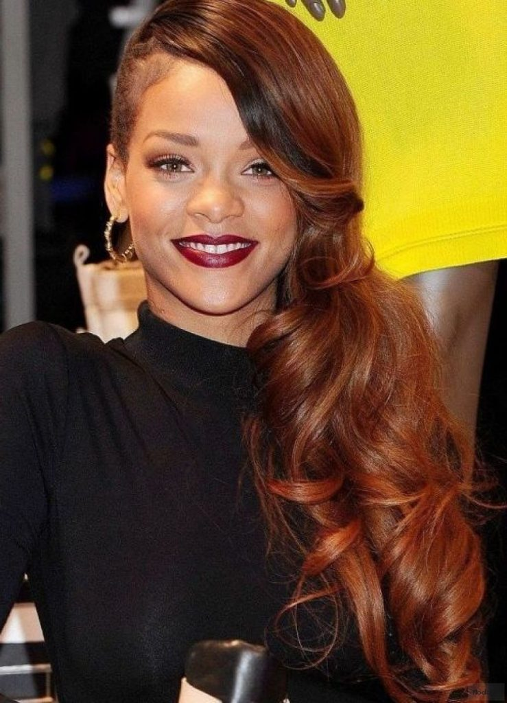 Strawberry Brown Hairstyle Long Hair – Long Hairstyle Galleries