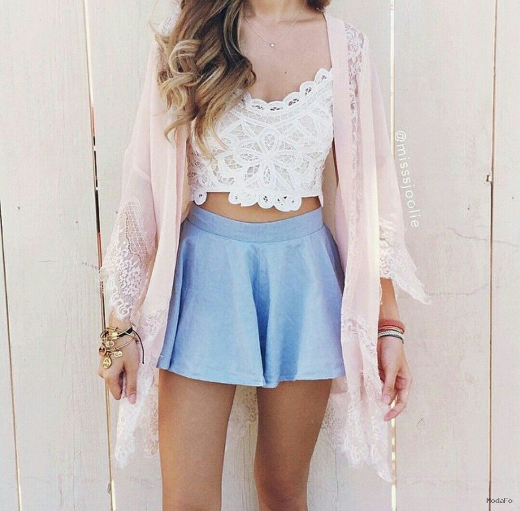 Summer outfits Teenfashion Cute Dress 2016-2017 | Fashion 2016 …