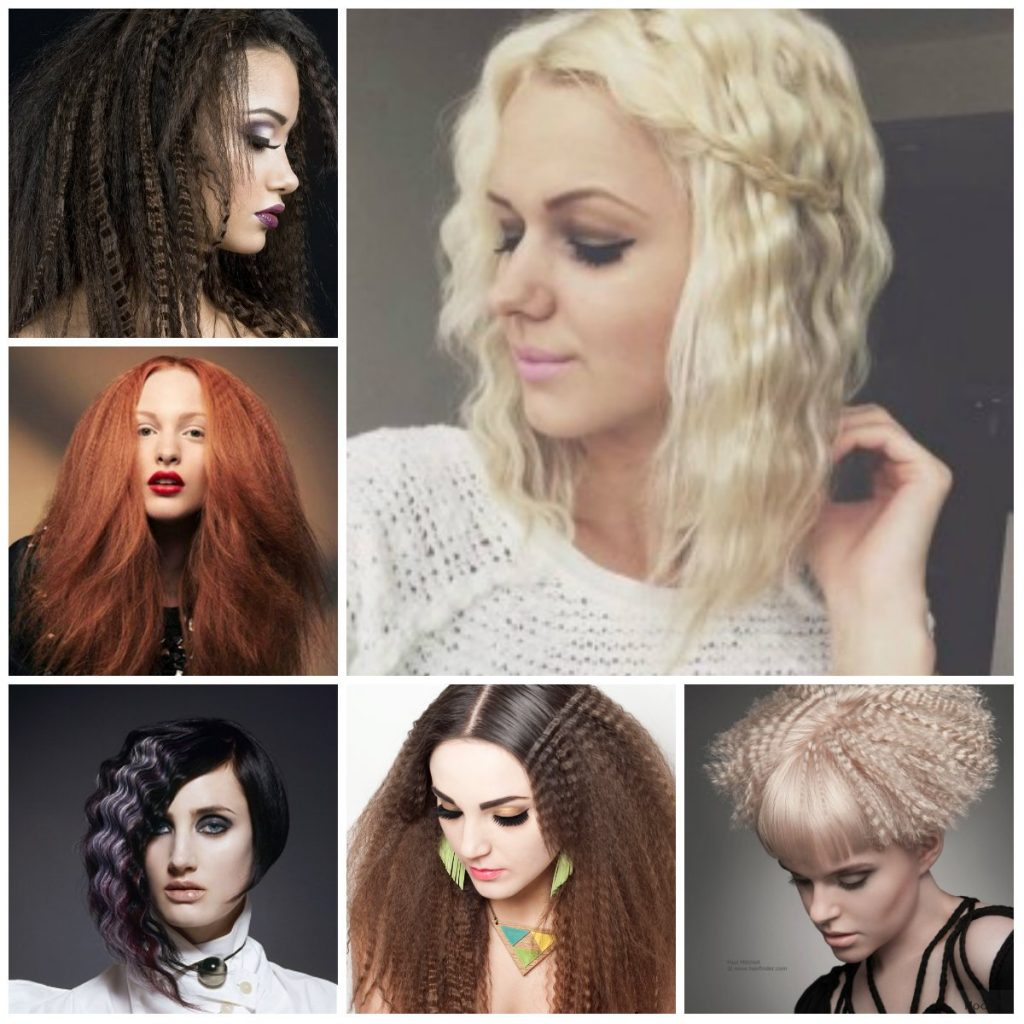 Trendy Hairstyles 2015 / 2016 for long, medium and short hair