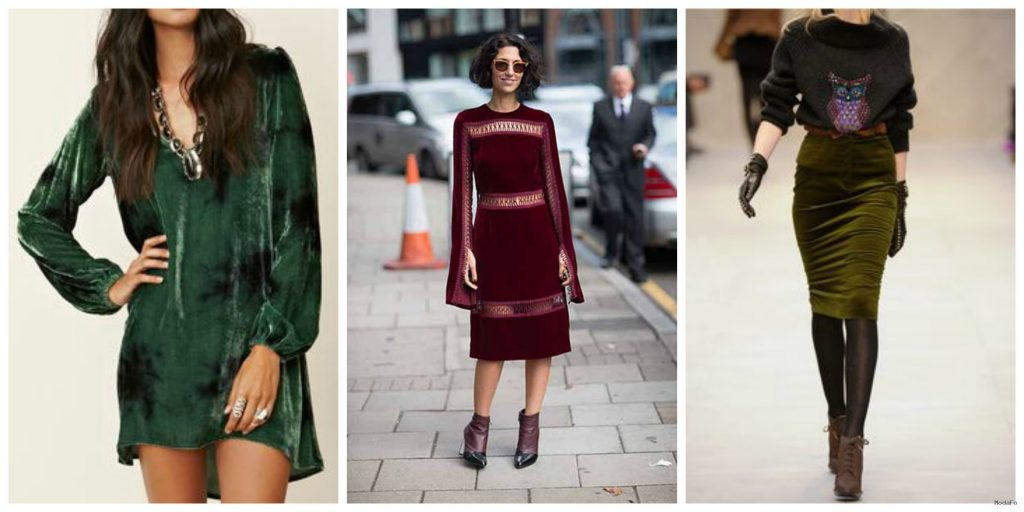 What Do You Think About The VELVET Trend This Fall?