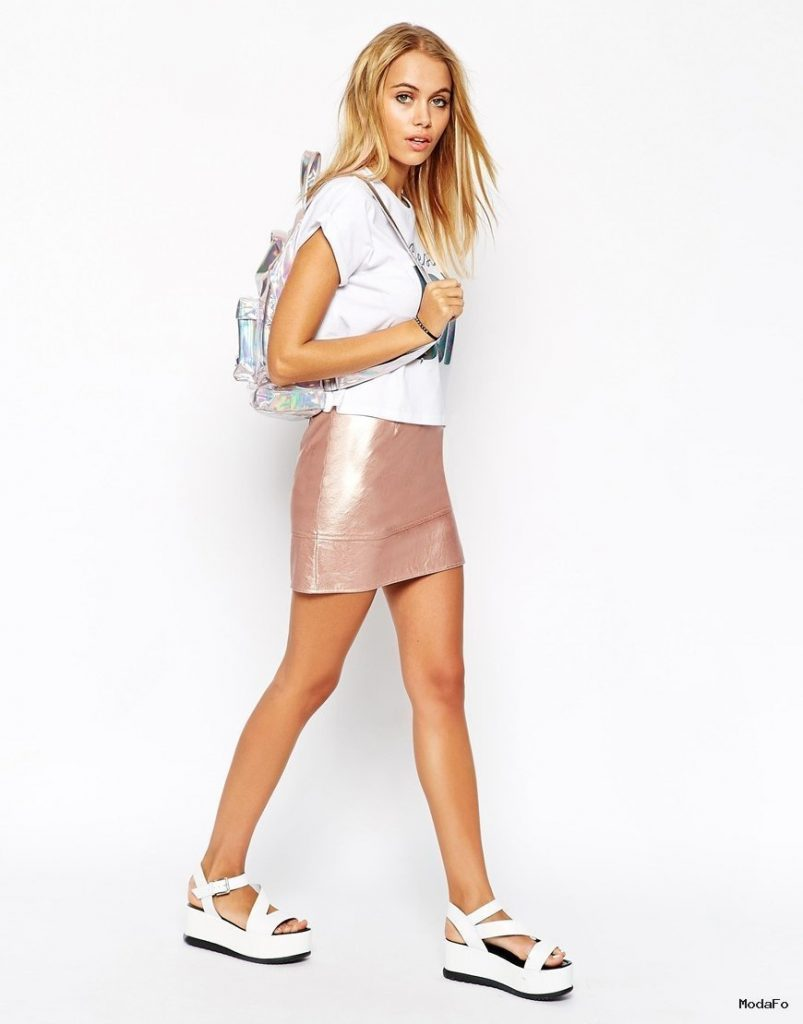 17 Metallic Clothing And Accessories To Get Your Shine On This …